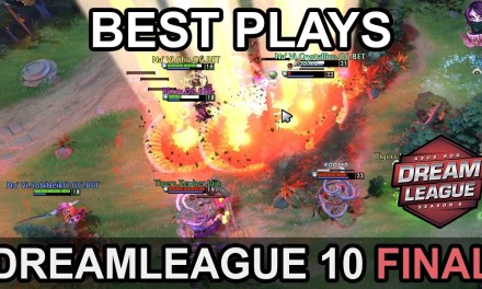 DreamLeague S10 BEST PLAYS FINAL DAY Highlights Dota 2 by Time 2 Dota #dota2 #dl10