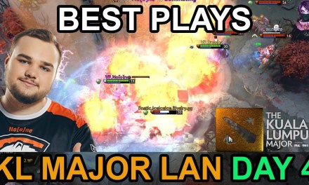 Kuala Lumpur Major BEST PLAYS DAY 4 Highlights Dota 2 by Time 2 Dota #dota2 #KLMajor
