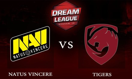 Tigers vs Navi Game 1 – Grand Finals, DreamLeague Season 10 – Dota 2