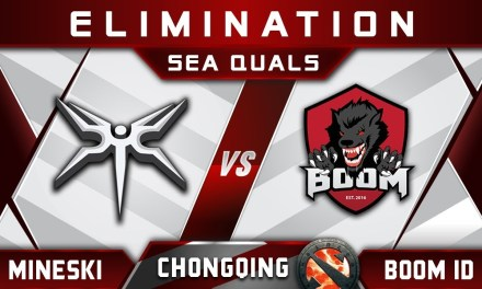 Mineski vs Boom ID [EPIC] Chongqing Major 2018 SEA Highlights Dota 2