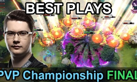 PVP Esports Championship BEST PLAYS Secret vs Fnatic Highlights Dota 2 by Time 2 Dota #dota2