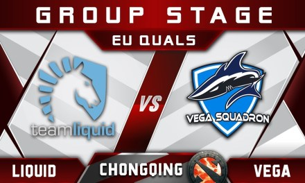 Liquid vs Vega Chongqing Major 2018 EU Highlights Dota 2