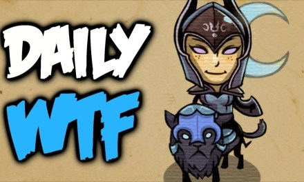 Dota 2 Daily WTF – When Luna is in your team