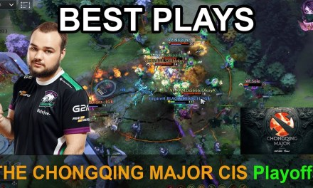 The Chongqing Major BEST PLAYS Qual CIS PLAYOFF Highlights Dota 2 Time 2 Dota #dota2 #ChongqingMajor