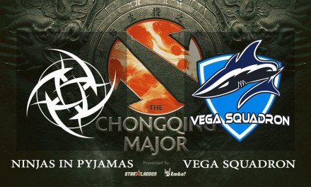 NiP vs Vega game 3 – The Chongqing Major EU Qualifiers, Group A – Dota 2