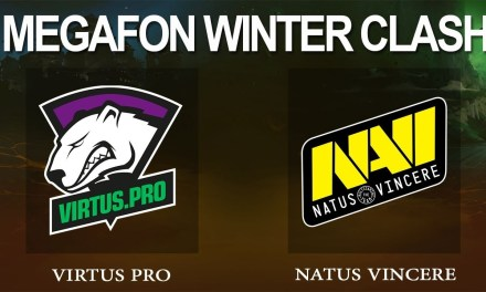 Virtus.pro vs Natus Vincere Game 2 – MegaFon Winter Clash, Group Stage – Dota 2