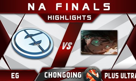 EG vs Plus Ultra – Last NA slot at Chongqing Major 2018 Highlights Dota 2
