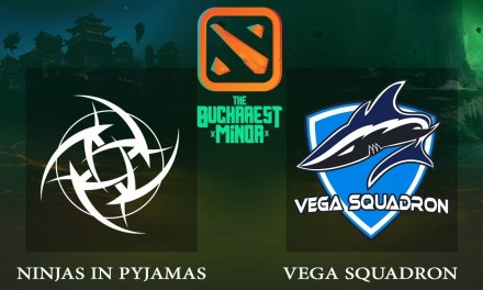 NiP vs Vega game 1 – Bucharest Minor EU Qualifier, Losers' Finals – Dota 2