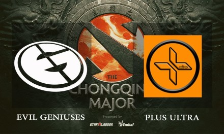 Evil Geniuses vs Plus Ultra game 2 – The Chongqing Major NA Qualifiers, Losers' Round 1 – Dota 2