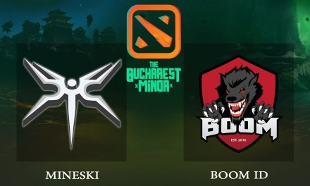 Mineski vs BOOM ID Game 2 – Bucharest Minor SEA Qualifier, Upper Bracket Finals – Dota 2