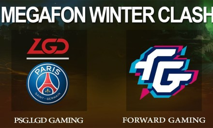 PSG.LGD vs Forward Game 1 – MegaFon Winter Clash, Group Stage – Dota 2