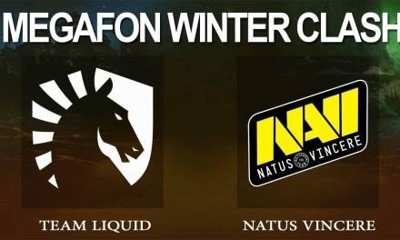 Team Liquid vs Natus Vincere Game 1 – MegaFon Winter Clash, Grand Finals – Dota 2