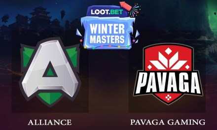 Alliance vs Pavaga Game 5 – LOOT.BET Winter Masters Grand Finals – Dota 2