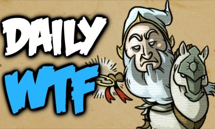 Dota 2 Daily WTF – This is NOT okey!