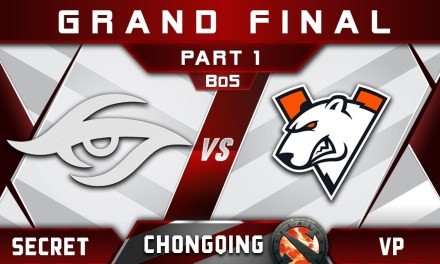 Secret vs VP Grand Final Chongqing Major CQ Major Highlights 2019 Dota 2 – [Part 1]