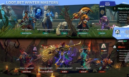 Alliance vs NiP Game 2 – LOOT.BET Winter Masters Semifinals – Dota 2