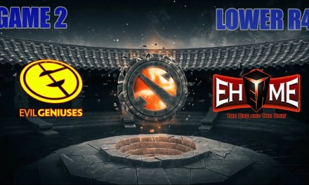 EG vs EHOME | Chongqing Major Lower Bracket R4 Bo3 Game 2