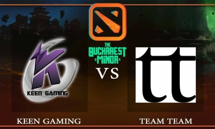 Keen Gaming vs TEAM TEAM Game 2 – The Bucharest Minor – Dota 2