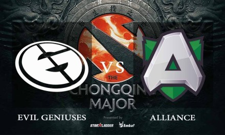 Evil Geniuses vs Alliance Game 1 – The Chongqing Major – Dota 2
