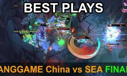 ANGGAME China vs SEA BEST PLAYS FINAL DAY Highlights Dota 2 by Time 2 Dota #dota2