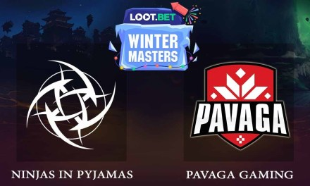 NiP vs Pavaga bo1 – LOOT.BET Winter Masters Lower Bracket R2 – Dota 2