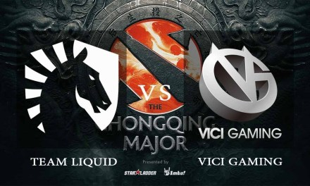 Team Liquid vs Vici Gaming Game 1 – The Chongqing Major – Dota 2