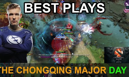 The Chongqing Major BEST PLAYS Day 7 Highlights Dota 2 Time 2 Dota #dota2 #ChongqingMajor #CQMajor