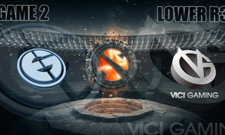 EG vs VG | Chongqing Major Lower Bracket R3 Bo3 Game 2