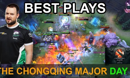 The Chongqing Major BEST PLAYS Day 4 Highlights Dota 2 Time 2 Dota #dota2 #ChongqingMajor #CQMajor