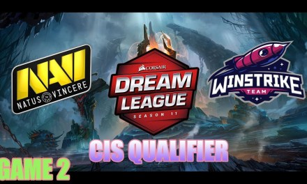 Navi vs Winstrike | G2 Lower Bracket R1 Dreamleague 11 CIS Qualifiers