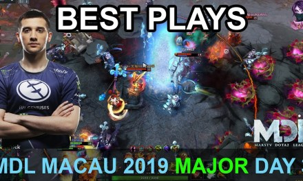 MDL MACAU 2019 BEST PLAYS Day 3 Highlights Dota 2 by Time 2 Dota #dota2 #mdl