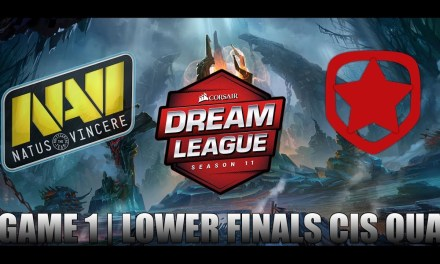 Navi vs Gambit| G1 Bo3 Losers' Finals Dreamleague 11 CIS Qualifiers