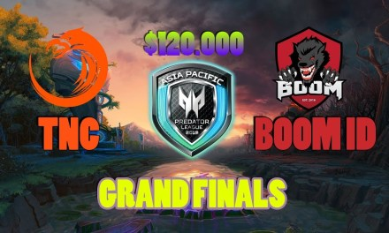 TNC vs BOOM ID G1 Bo3 | GRAND FINALS Asia Pacific Predator League 2019
