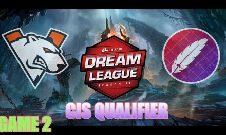 VP vs Pango | G2 Upper Bracket R1 Dreamleague 11 CIS Qualifiers