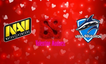 Navi vs Vega Game 2 Bo3 | Upper Bracket R2 WePlay Valentine Madness