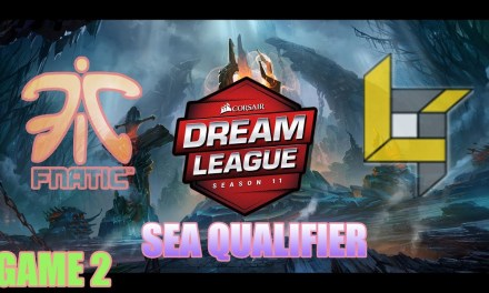 Fnatic vs Lotac | G2 Upper Bracket R1 Dreamleague 11 SEA Qualifiers