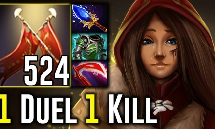 KBBQ Legion Commander [1 Duel – 1 KILL] Highlights Dota 2