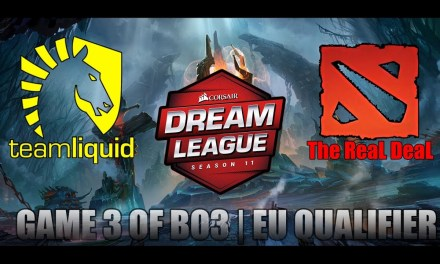 Liquid vs RD | G3 Bo3 Opening Matches Group Stage Dreamleague 11 EU Qualifiers
