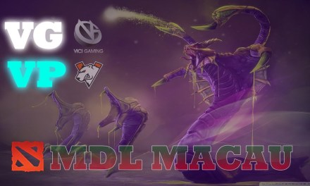 VP vs VG Game 1 Bo3 | Lower Bracket R2 MDL Macau 2019