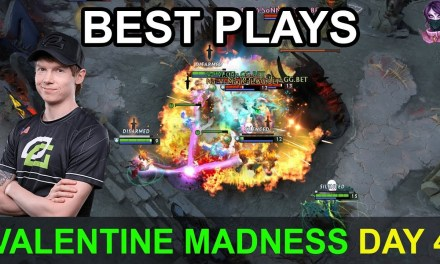 Dota 2 Valentine Madness BEST PLAYS Day 4 Highlights Dota 2 Time 2 Dota #dota2