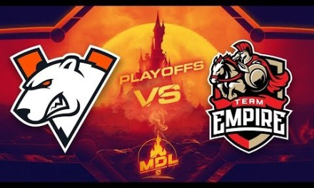 Virtus.pro vs Empire Game 1 – MDL Paris Major CIS Qualifiers: Winners' Finals