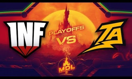 Infamous vs Thunder Predator Game 2 – MDL Paris Major SA Qualifiers: Losers' Round 2