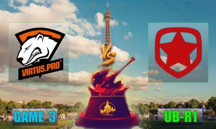 VP vs Gambit Game 3 Bo3 | Paris Major CIS Qualifiers Upper Bracket R1