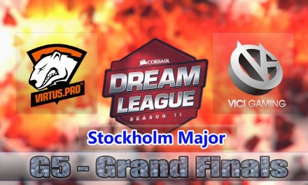 END GAME – Virtus Pro vs Vici Gaming  | GRAND FINALS Dreamleague Season 11 | Bo5