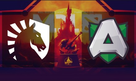 Team Liquid vs Alliance – MDL Disneyland® Paris Major EU Qualifier – Dota 2