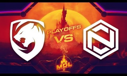 TNC vs Neon Game 2 – MDL Paris Major SEA Qualifiers: Semifinals
