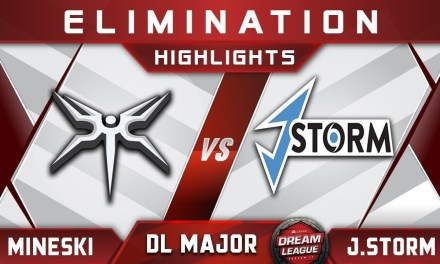 Mineski vs J.Storm [TOP 8] Stockholm Major DreamLeague Highlights 2019 Dota 2