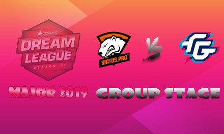 VP vs FWD GAME 1 Bo3 | DreamLeague Season 11 | Group Stage Opening Matches