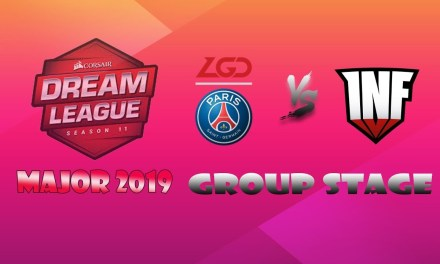LGD vs INF GAME 1 Bo3 | DreamLeague Season 11 | Group Stage Opening Matches