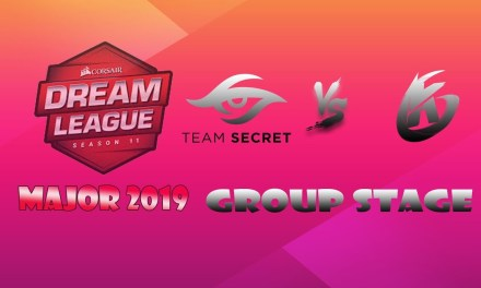 Secret vs KG GAME 2 Bo3 | DreamLeague Season 11 | Group Stage Opening Matches